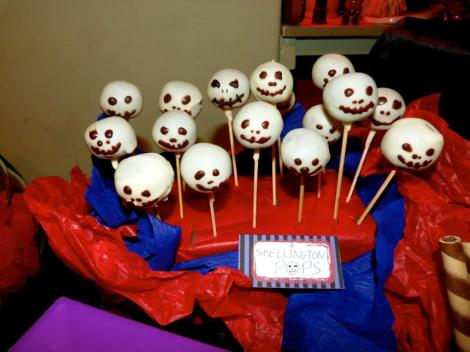 skellington pops