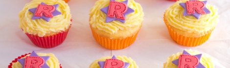 R butter cupcakes