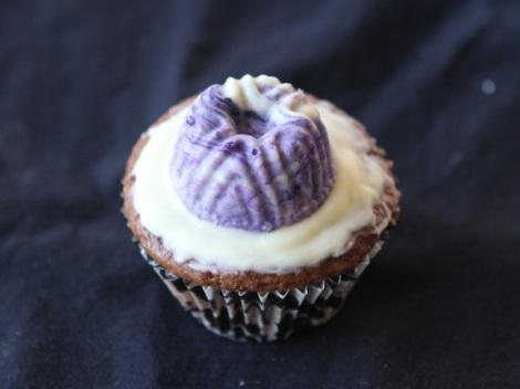 Bombon cupcake
