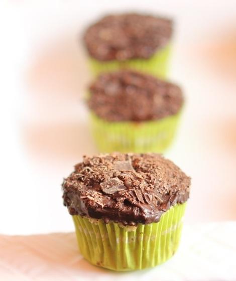 choco mini cupcakes