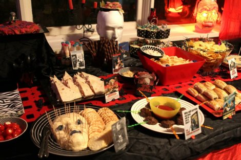 Grindhouse B movies party