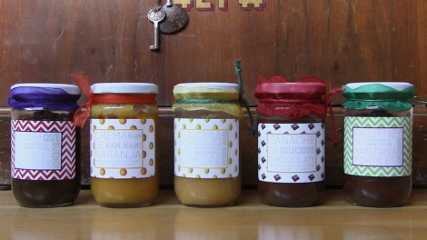 Chutneys and curds by Cupcaketeer