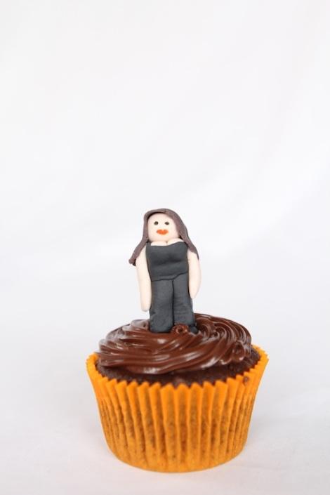Farscape cupcakes